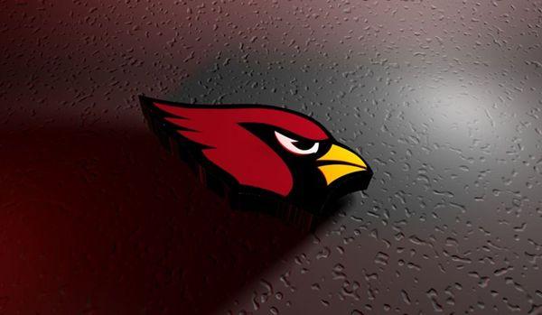 Cardinal Logo Outline Arizona Cardinals Logo